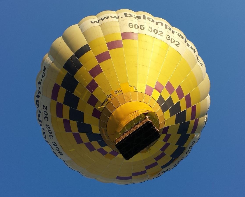 Odhodlejte se k letu balonem – nebudete litovat