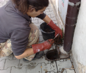 Čištění odpadů a kanalizace nonstop