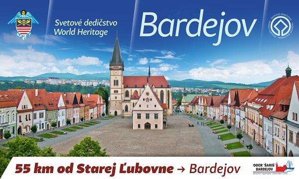 Město Bardejov a Bardejovské lázně lákají polské a české turisty